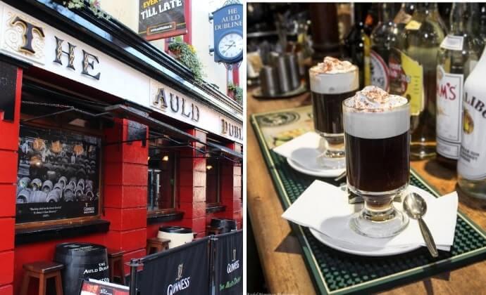 the auld dub temple bar
