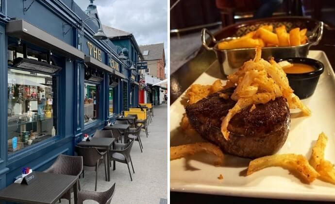 The Club Bar and Restaurant Dalkey