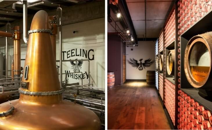 teeling whiskey distillery