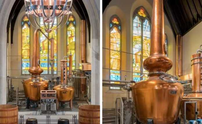 Pearse Lyons distillery dublin