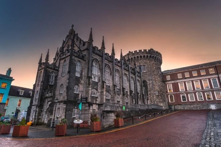 dublin castle tours