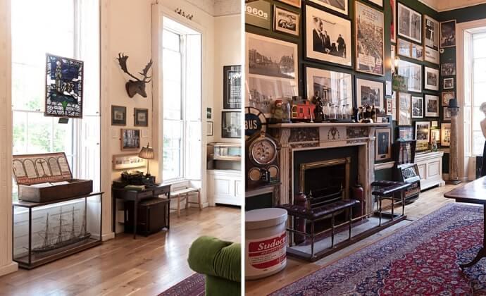 The Little Museum Of Dublin tour