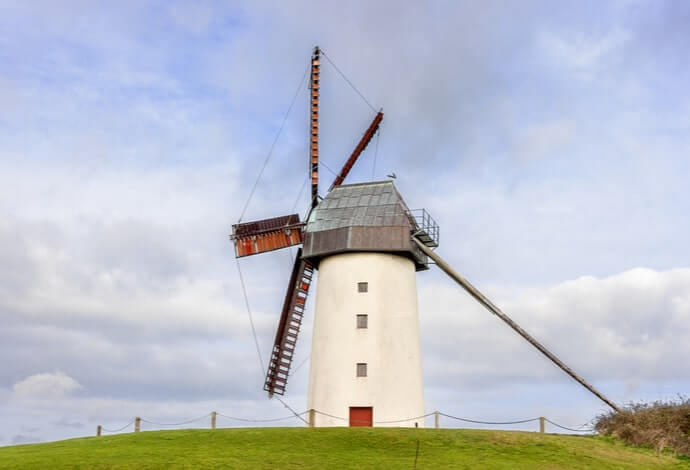 skerries mills tour